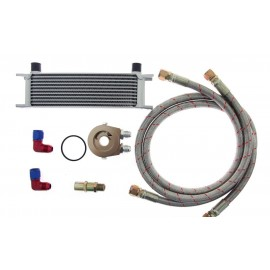 Oil Cooler KIT D1Spec 11 rzędów
