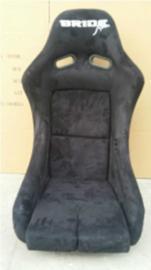 Fotel GTR BRIDE K109 zamsz black
