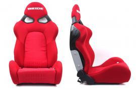 Fotel sportowy CUGA BRIDE RED