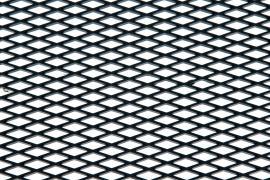 SIATKA ABS DIAMOND BLACK 120 * 40cm