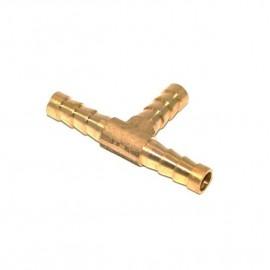 Trójnik metalowy 6mm