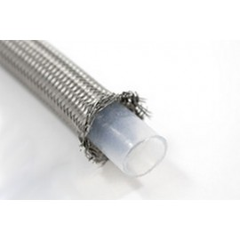 Przewód w oplocie stalowym 6mm