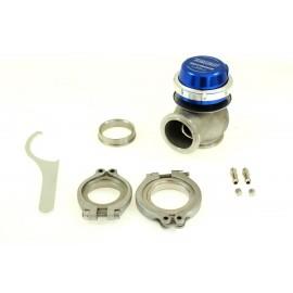 Wastegate zewnętrzny TurboWorks 45mm 0,5 Bar V-Band Blue