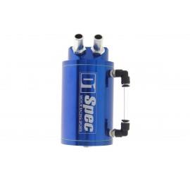 OIL CATCH TANK D1 SPEC 9mm BLUE