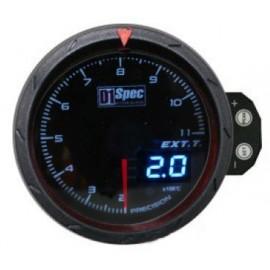 Zegar D1Spec 60mm - Exhaust Temperature