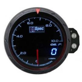 Zegar D1Spec 60mm - Oil Pressure