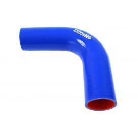 Kolanko 90st Blue 76mm XL