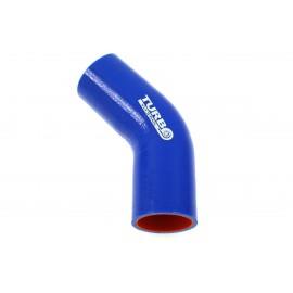 Kolanko 45st Blue 89mm