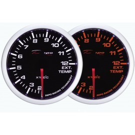 ZEGAR DEPO WA 60mm - Exhaust Temperature