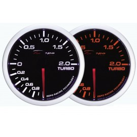 ZEGAR DEPO WA 60mm - Turbo Electric -1 do 2 BAR