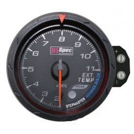 Zegar D1Spec 52mm - Exhaust Temperature