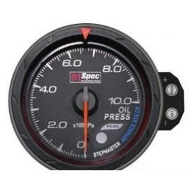 Zegar D1Spec 52mm - Oil Pressure
