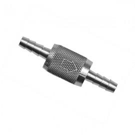 Zawór zwrotny paliwa aluminiowy 6mm