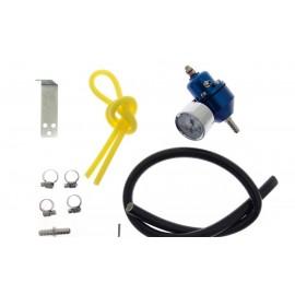 Regulator ciśnienia paliwa - uniwersalny FPR04 BLUE