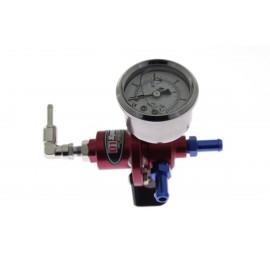 Regulator ciśnienia paliwa D1Spec Red