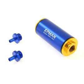 Filtr Paliwa Epman 8,6mm Blue