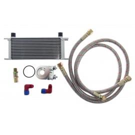 Oil Cooler KIT D1Spec 15 rzędów
