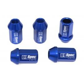 Kute nakrętki D1Spec 12x1.5 blue
