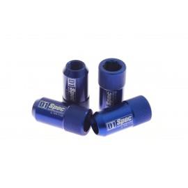 Kute nakrętki D1Spec HEX 1.5 blue