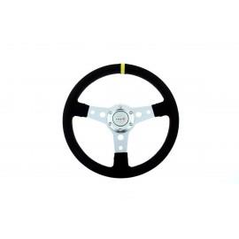 Kierownica ProRacing 5125 Zamsz Black odsadzenie 0cm