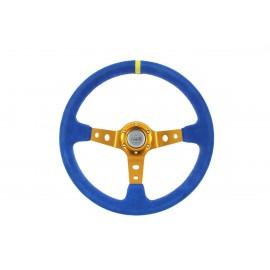 Kierownica ProRacing 5125 Zamsz Blue