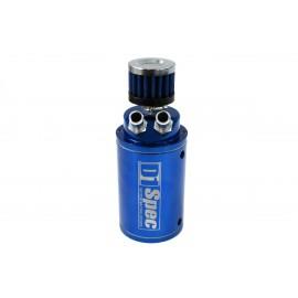 Oil catch tank D1Spec 15mm Blue + Filtr