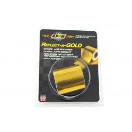 Taśma termiczna DEI 35mm x 4,5m złota