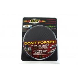 Taśma termiczna DEI Cool-Tape 50mm x 4,5m Titanium