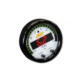 Zegar AEM ELECTRONICS X-Series 7BAR Oil/Fuel Pressure