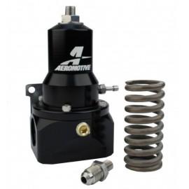 Regulator ciśnienia paliwa Aeromotive Extreme Flow EFI 5-8 Bar ORB-10 Black