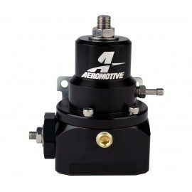 Regulator ciśnienia paliwa Aeromotive Double-Adjustable Bypass 2-PORT