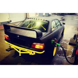 Jack Point + Bash Bar MMG BMW E46