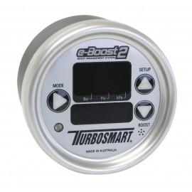 Turbosmart Electronic Boost Controller EBOOST2 66MM Silver