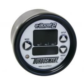 Turbosmart Electronic Boost Controller EBOOST2 66MM White-Black