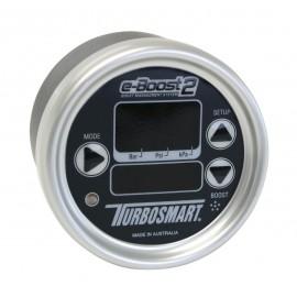 Turbosmart Electronic Boost Controller EBOOST2 66MM Silver-Black