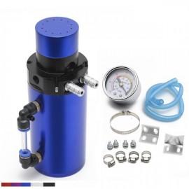 Odma oleju z zegarem podciśnienia BL