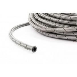 Wąż paliwowy w oplocie stalowym 6mm