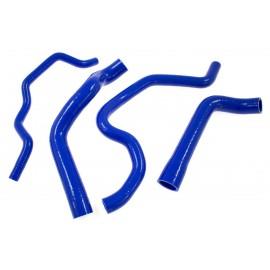 Przewody silikonowe Wody Audi A4 B6 TurboWorks