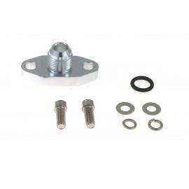 Adapter przewodu olejowego AN10 T3, T4, T04 GT40-TG55