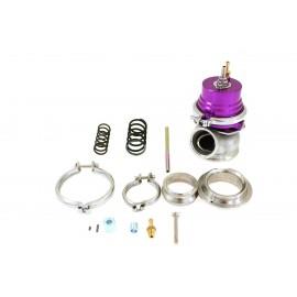 Wastegate zewnętrzny TurboWorks 60mm 1,6 Bar V-Band Purple