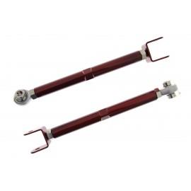 Drążki zawieszenia tył długie Nissan 200SX S13/S14 Red