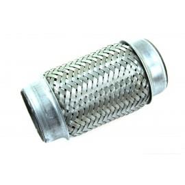 Łącznik elastyczny wydechu 2,5x6'' nierdzewka