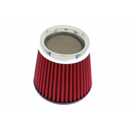 Filtr stożkowy SIMOTA JAU-X02105-05 60-77mm Red