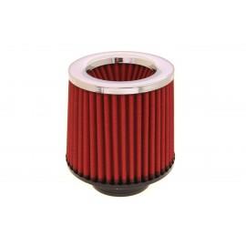 Filtr stożkowy SIMOTA JAU-X02103-05 80-89mm Red