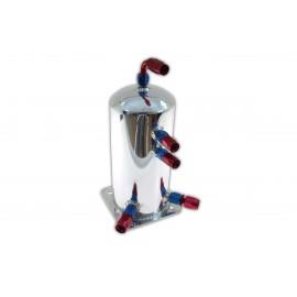 Zbiornik Paliwa TurboWorks 2,5L + Fittings Swirl Pot
