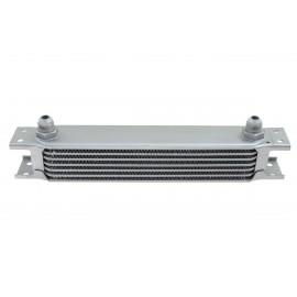 Chłodnica Oleju TurboWorks 7-rzędowa 260x50x50 AN8 Silver
