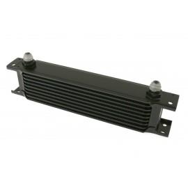 Chłodnica Oleju TurboWorks 9-rzędowa 260x70x50 AN8 Black