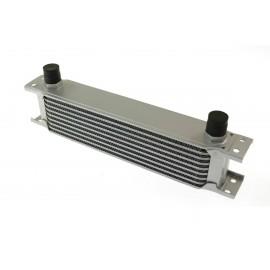 Chłodnica Oleju TurboWorks 9-rzędowa 260x70x50 AN8 silver