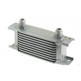 Chłodnica Oleju TurboWorks Slim Line 10-rzędowa 140x75x50 AN10 silver