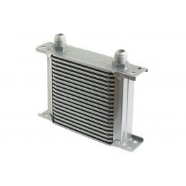 Chłodnica Oleju TurboWorks Slim Line 19-rzędowa 140x150x50 AN10 silver